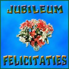 Jubileum!